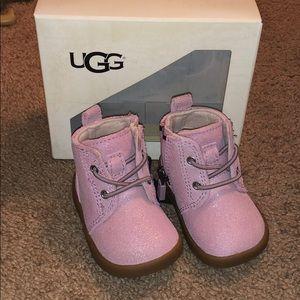 Ugg - Infant Baby Metallic Boots